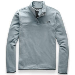The North Face Men's TKA Glacier Snap-Neck Pullover