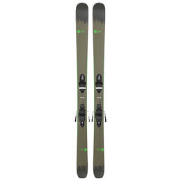 Rossignol Men's Smash 7 Skis with Look Xpress 10 B93 Bindings '20