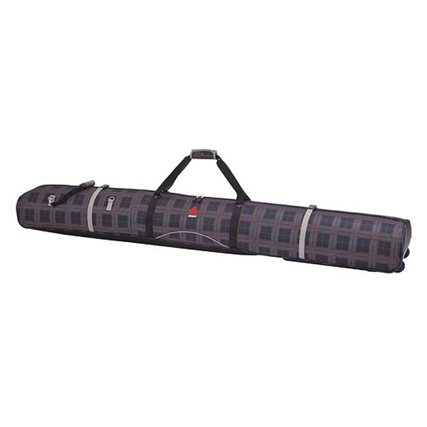 Athalon Wheeling Padded Double Ski Bag