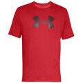 Under Armour Men's Big Logo T Shirt alt image view 3