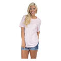 Lauren James Women's Love Me Some Oklahoma Tee Shirt