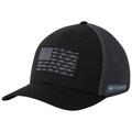 Columbia Men's PFG Mesh Fish Flag Ball Cap alt image view 1