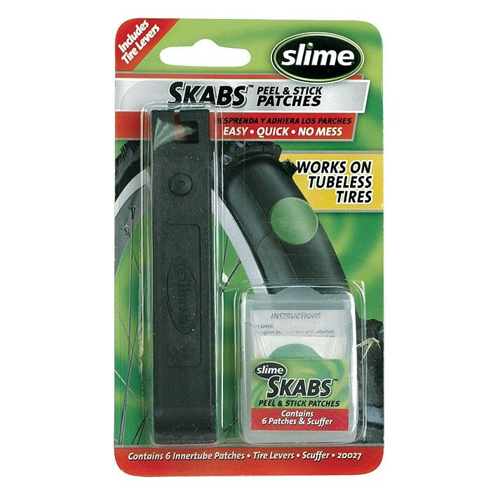 Slime Skabs Self Adhesive Patch Kit