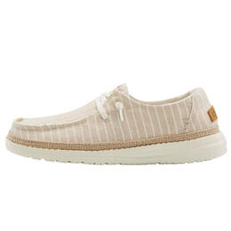 Hey Dude Women's Wendy Stripes L Casual Shoes