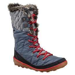 Columbia Women's Heavenly Omni Heat Organza Lace Up Snow Boots