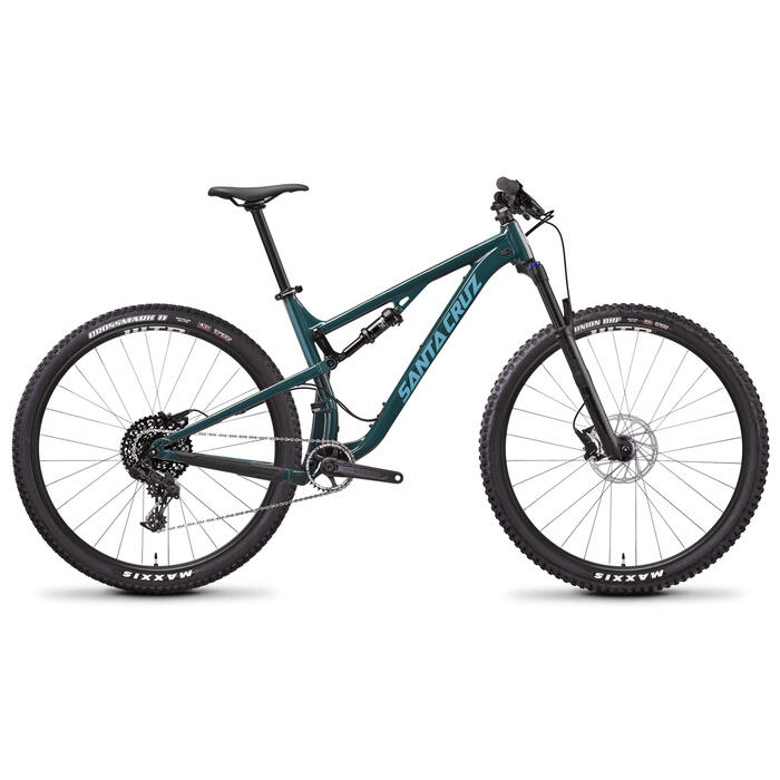 Santa Cruz Men's Tallboy C R 29 Mountain Bi