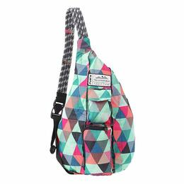KAVU Women's Rope Pack Backpack Wild Tile