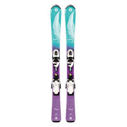 Blizzard Junior Girl's Pearl All Mountain Skis w/ FDT 7.0 Bindings '19