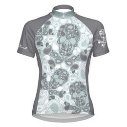 Primal Wear Women's Paisley Poison Cycling Jersey