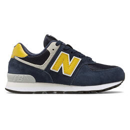 New Balance Boy's 574 Pigment Running Shoes