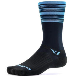 Swiftwick ASPIRE Seven Stripe Cycling Socks