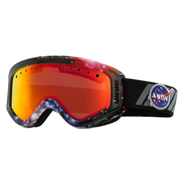 Anon Youth Tracker Goggles with Red Amber Lens