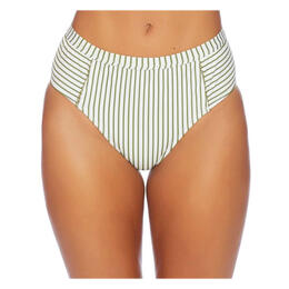 Splendid Women's Picturesque High Waist Swim Bottoms