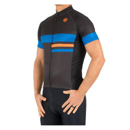 Canari Men's Aero Geohex Cycling Jersey