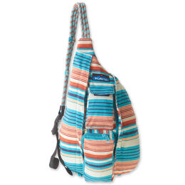 Kavu Women's Mini Rope Cascade Stripe Bag