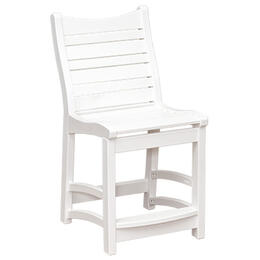 Casual Comfort Bay Shore Pub Chair