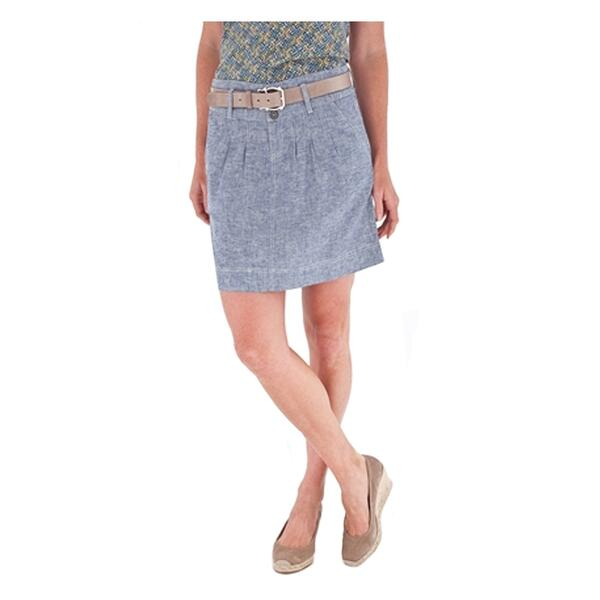 Royal Robbins Women's Chambray Skirt