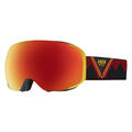 Anon Men's M2 Snow Goggles with Sonar Red L