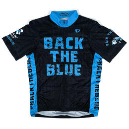Pearl Izumi Men's Texas Back The Blue Cycling Jersey
