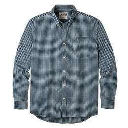 Mountain Khakis Men's Spalding Gingham Long Sleeve Shirt