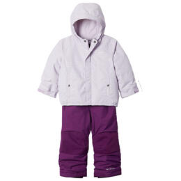 Columbia Toddler Girl's Buga Set
