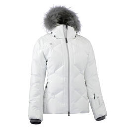Mountain Force Women's Juvel Down Jacket With Fur