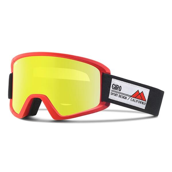 Giro Semi Snow Goggles With Yellow Lens