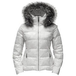 SKEA Women's Eve With Silver Fox Parka