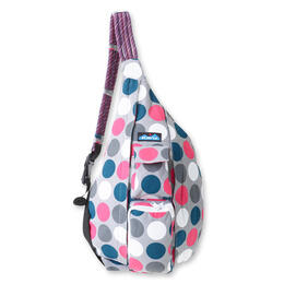 Kavu Women's Rope Bag Backpack Got Dots