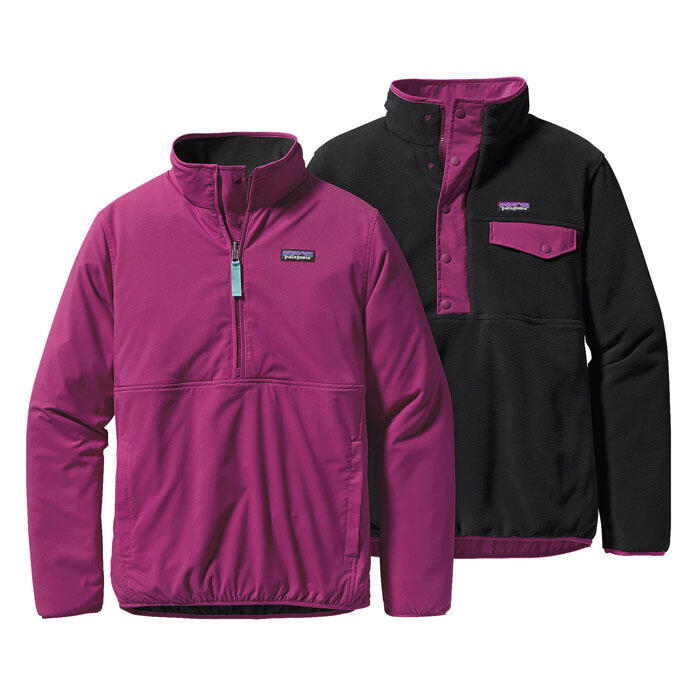Patagonia Women's Rev Snap-t Glissade Pullo
