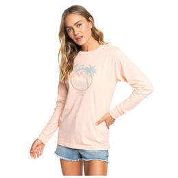 Roxy Women's Wave Watch Vintage Long Sleeve T Shirt
