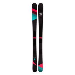 Volkl Women's Kenja All Mountain Skis '17 - FLAT