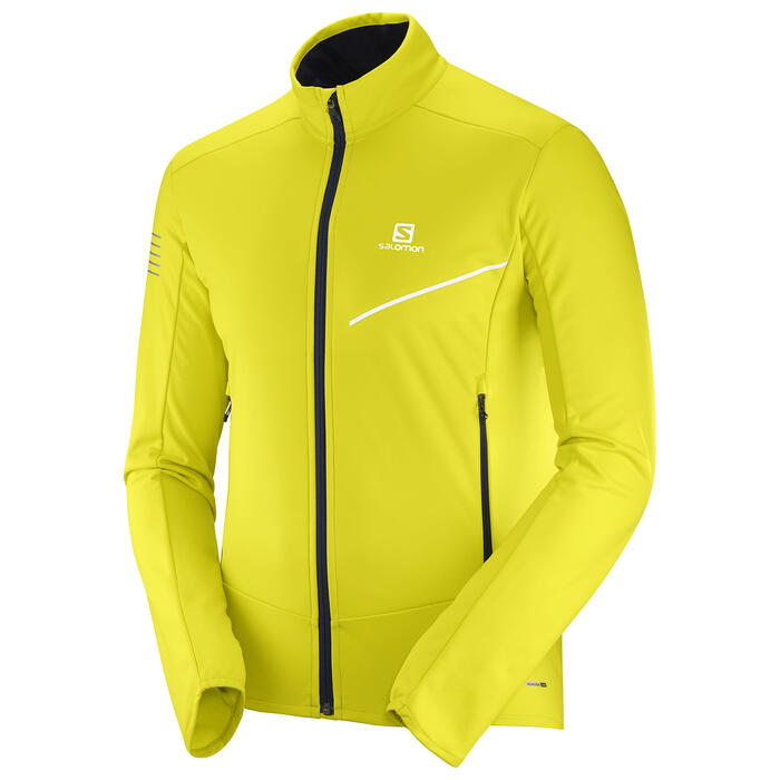 Salomon Men's Rs Softshell Ski Jacket