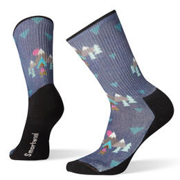 Smartwool Women's Light Under The Stars Print Crew Socks