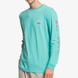 Quiksilver Men's Shock Proof Long Sleeve T Shirt