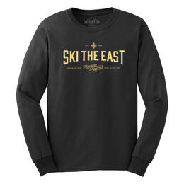 Ski The East Men's Inversion Long Sleeve T-shirt