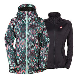 686 Women's Smarty Haven Snowboard Jacket