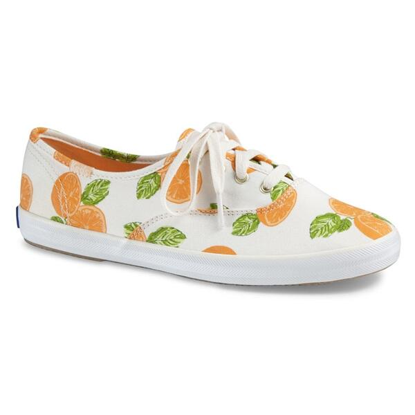 Keds Women's Champion Fruit Casual Shoes
