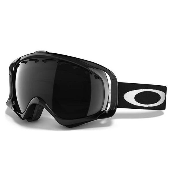 Oakley Crowbar Snow Goggles with Dark Grey Lens
