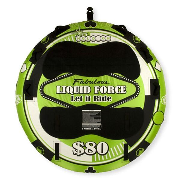 Liquid Force Let It Ride 80 Inflatable Tube
