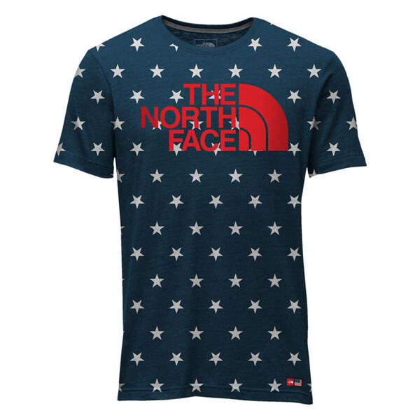 The North Face Men's Ic All-over Print T-sh