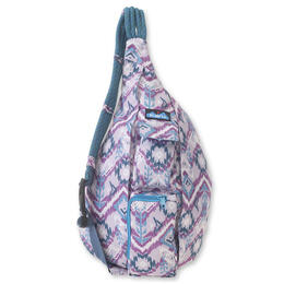 Kavu Women's Purple Ikat Rope Sling