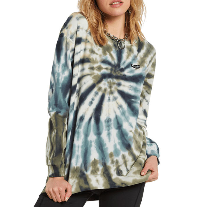 Volcom Women's On Blast Crew Top