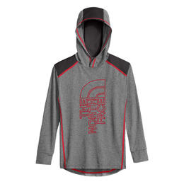 The North Face Boy's Reactor Long Sleeve Hoodie
