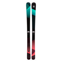 Volkl Women's Yumi All Mountain Skis '17 - FLAT