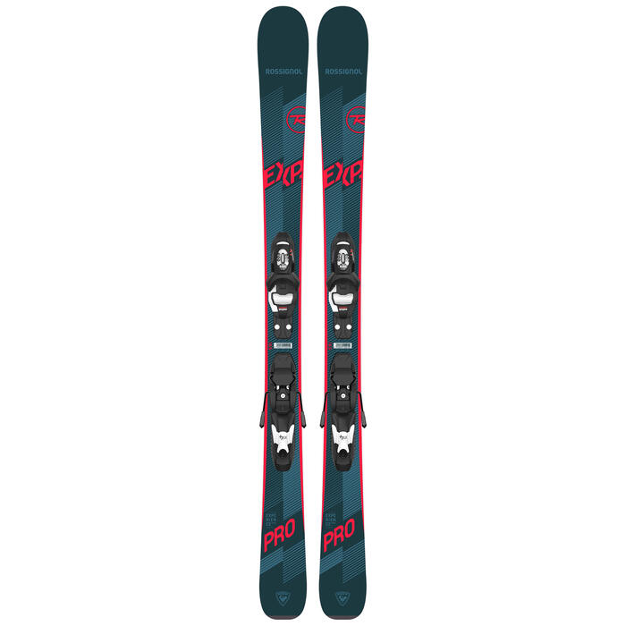 Rossignol Kids' Experience Pro Skis with Ki