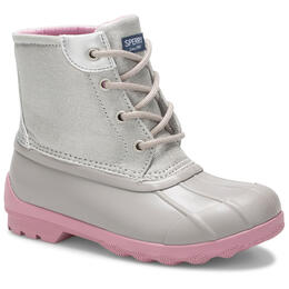 Sperry Girl's Port Duck Boots