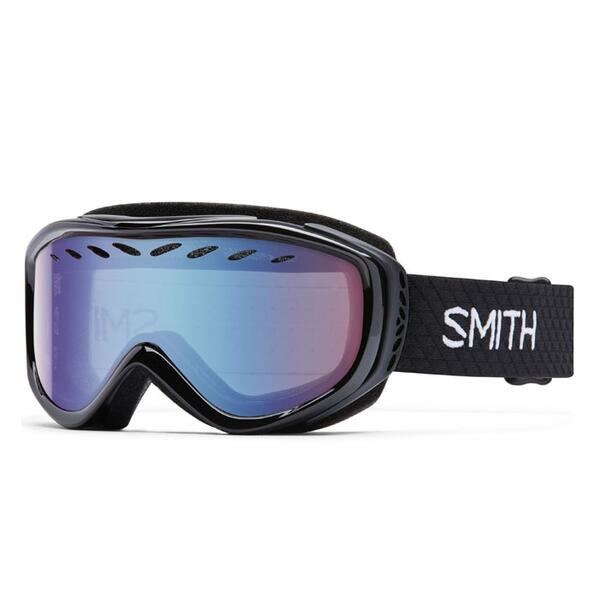 Smith Women's Transit Snow Goggles With Blue Sensor Lenses