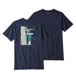 Patagonia Men's OG Ice Tools Responsibili-Tee Shirt