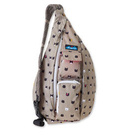 Kavu Rope Bag Backpack Cattitude